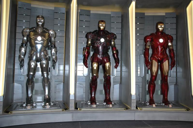 7 Kostum Iron Man Lengkap! SDCC153