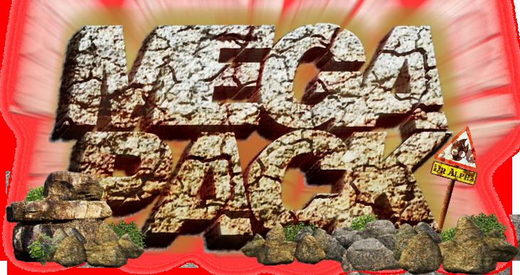 MEGA PACK #1 de criaturas del Dr.Alpha MEGAPACK