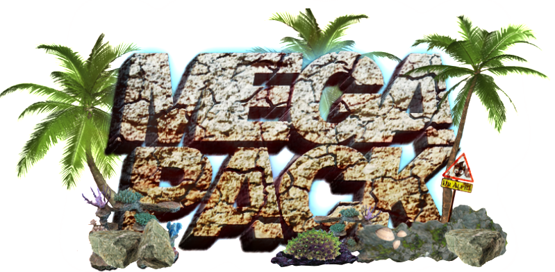 MEGA PACK #2 de criaturas del Dr.Alpha MEGAPACK2