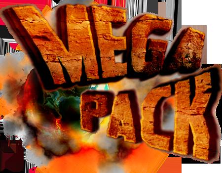 MEGA PACK #3 de Criaturas del Dr.Alpha MEGAPACKSPOREcopy