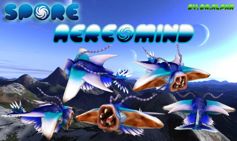 AereoMind (Melanocetus volaris) AEREOMIND-1