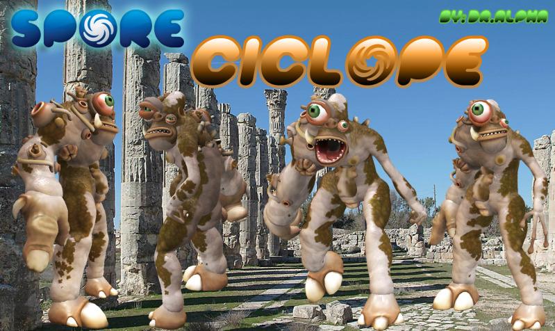 EL CICLOPE (Homo pseudo-Unicular) CICLOPE