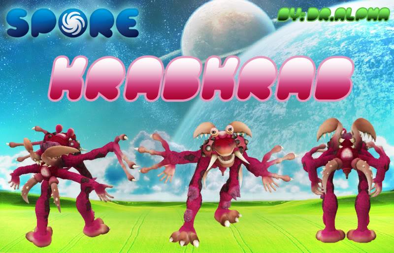 KrabKrab (Macrocheira Araneae) KRABKRAB