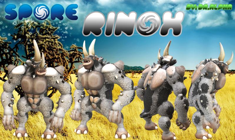 Rinox (rinokeros formidablis) Rinox-1