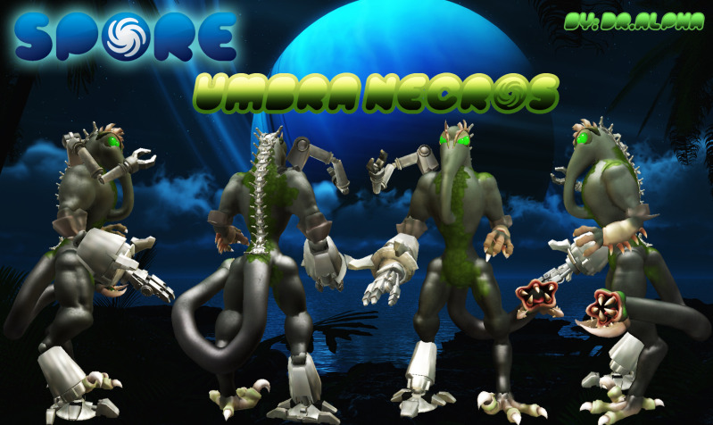 UMBRA-NECROS (el Caza recompenzas mas temible) UMBRANECROS