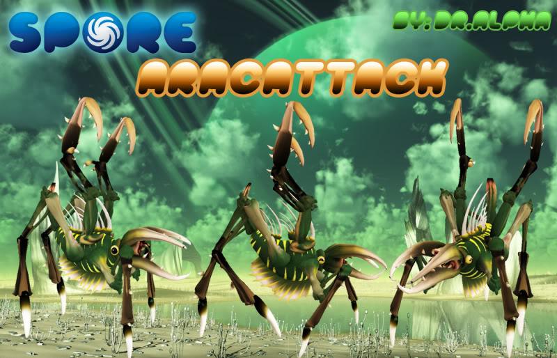 ARACATTACK (mortiferis aracnea) Aracattack-1