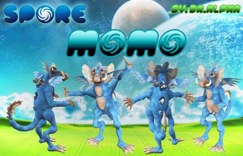 MOMO (scrofa ateles columbidae) Momo