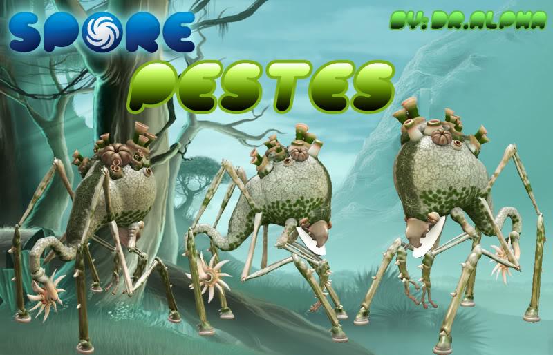PESTES (Mephitidae leprae vulgaris) Pestes