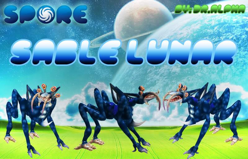 Sable Lunar  (Smilodon Lunaris) Sablelunar