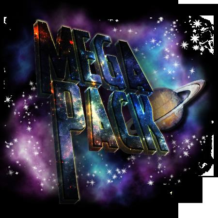 MEGA PACK #4 de Criaturas del Dr.Alpha Pack4