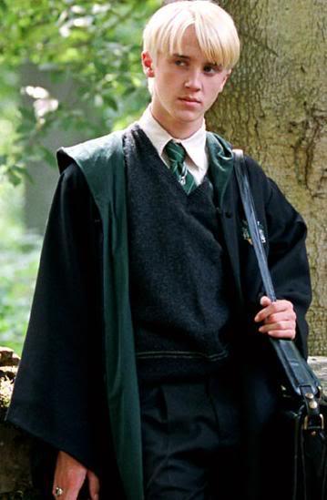 Draco Malfoy Black Draco7