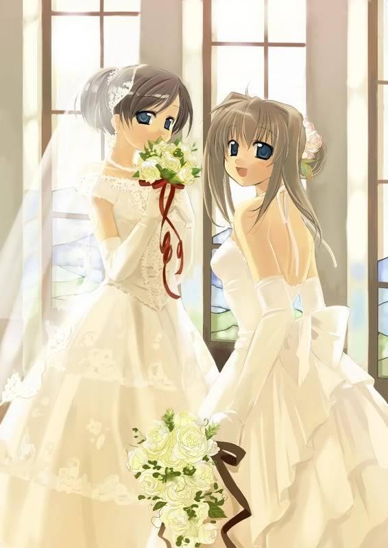 أكبر مكتبة (( anime wedding )) هدية مني للمنتدى  Wedding