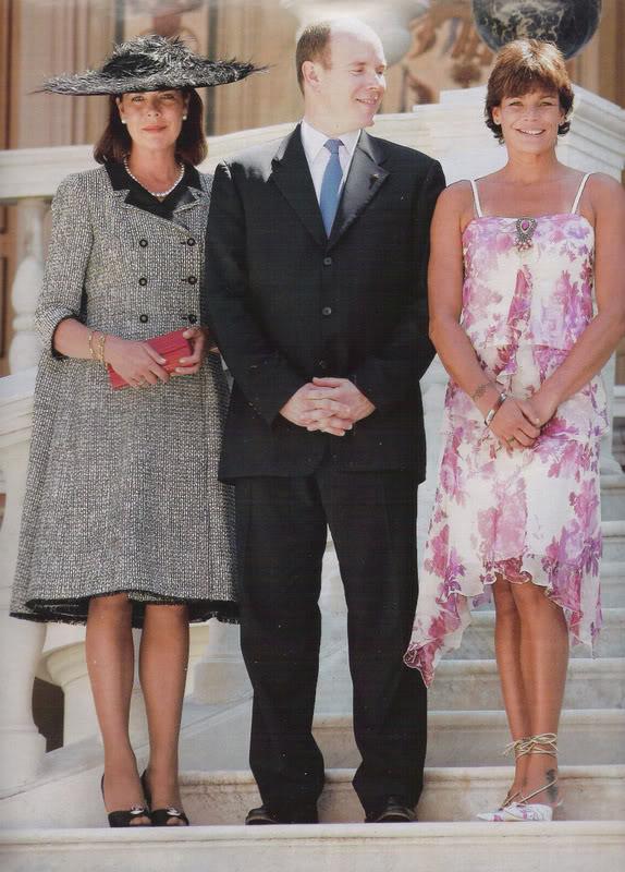S.A.S. el Príncipe Alberto II de Mónaco - Página 2 14-2