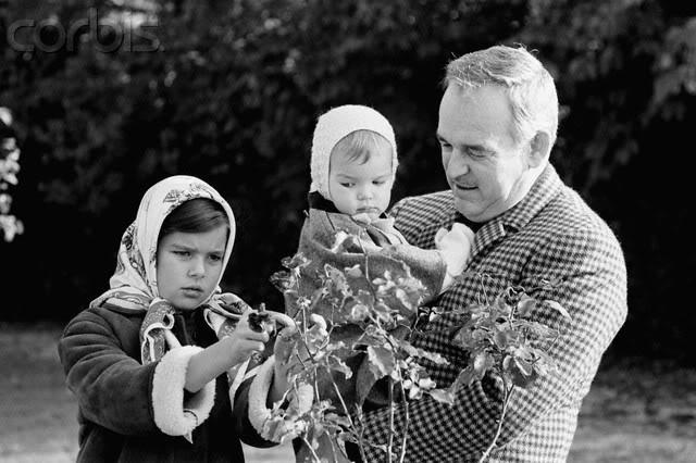 S.A.S. el Príncipe Alberto II de Mónaco 1966