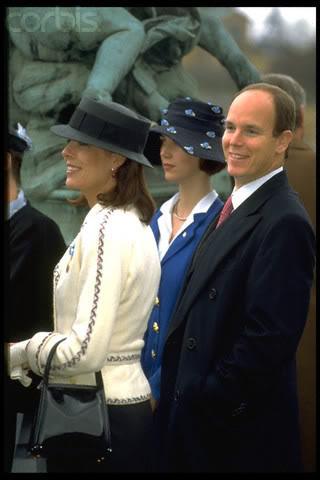 S.A.S. el Príncipe Alberto II de Mónaco 1996