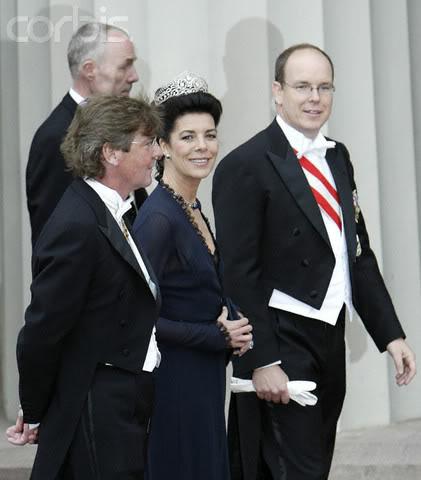 S.A.S. el Príncipe Alberto II de Mónaco 2004