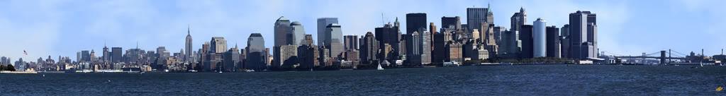 NYC Pano 10-2006_NYC_LibertyNYCPan