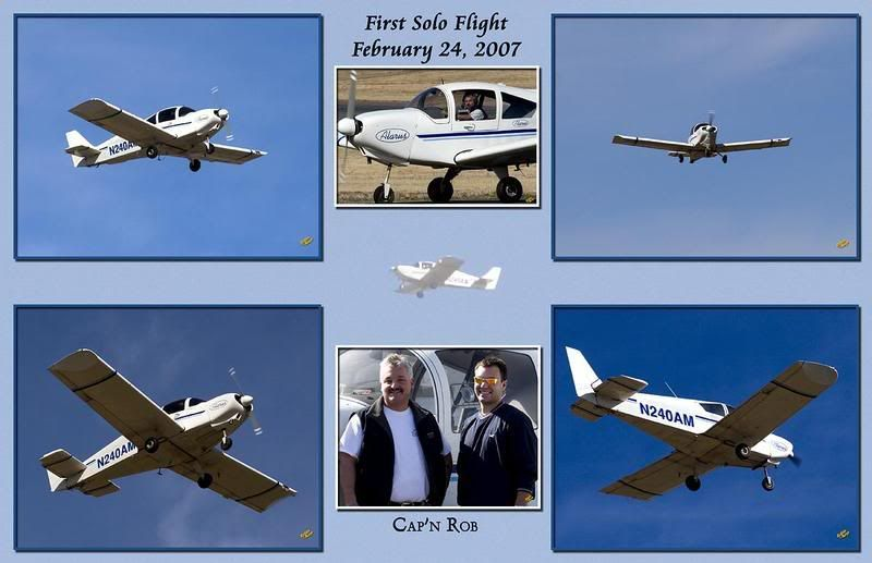 First Solor Flight Comp Comp