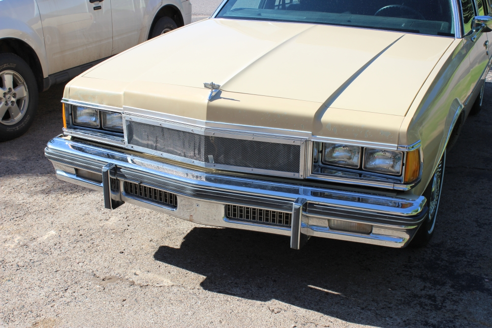 Need '77 Caprice Header panel and other related parts. Grille