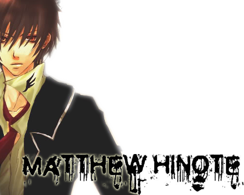 Foreign Exchanges[DEATH ALLOWED] MatthewHinote