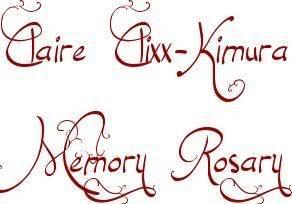 The Memory Rosary Archives... Jtqmsnm1c9qbrl350mlu4s5t561291086825