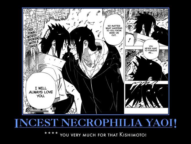 Homoerotic Undertones in Naruto? Fkishi