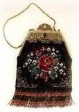 Crocheted Beaded purses Th_BPOldRosePurse