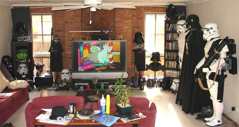 """Les """"grandes"""" collections Star Wars Need-a-room"""