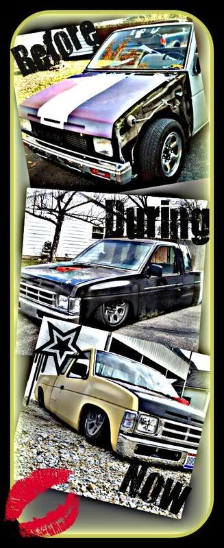Messing with AR pictures! Picnikcollagetruck