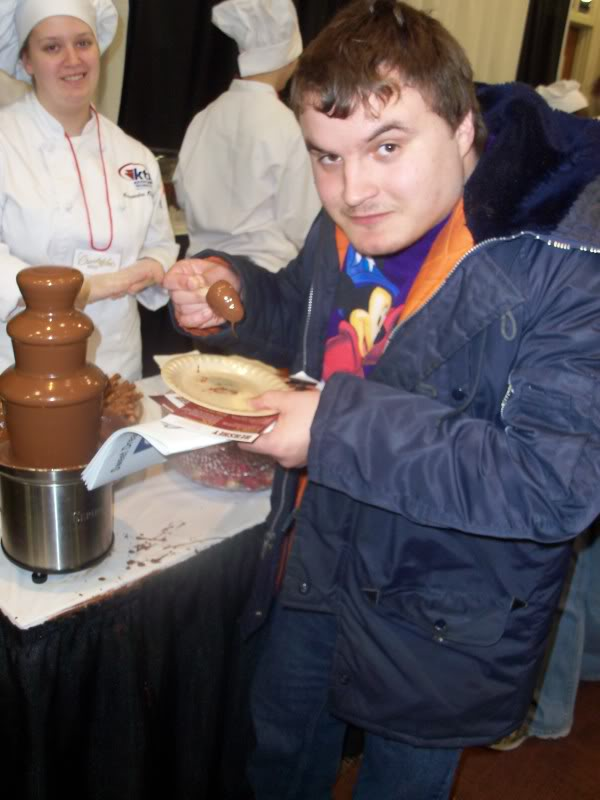 Keystone Chocolatefest - Discussion Topic 100_1850