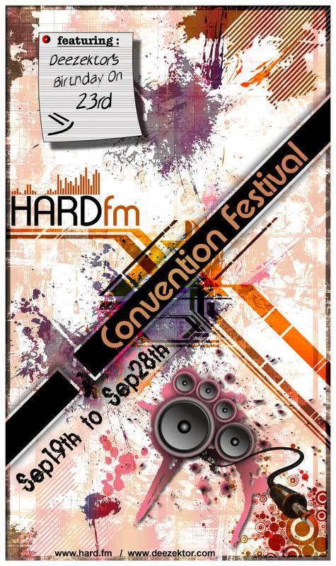 HARDfm Convention Festival Hfm_Convention_part1_Front