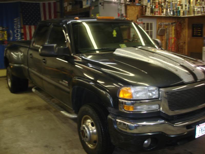 new truck 13112003