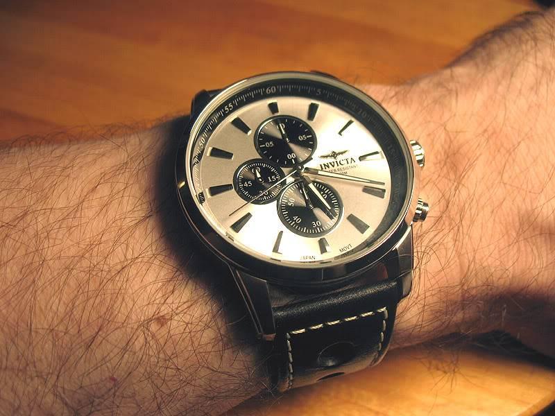 Watch-U-Wearing 8/5/10 Invictapanda3