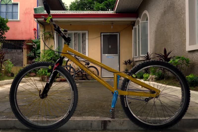 "26"" Trial Bike P1090604"
