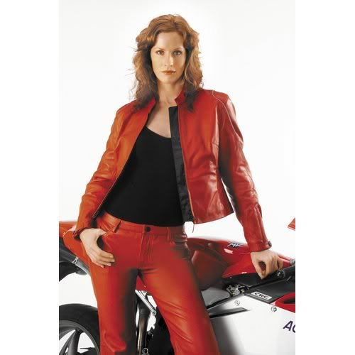 Shaila Teretha Swiftblade Moto_GP_Rio_Womens_Leather_Jacket_R