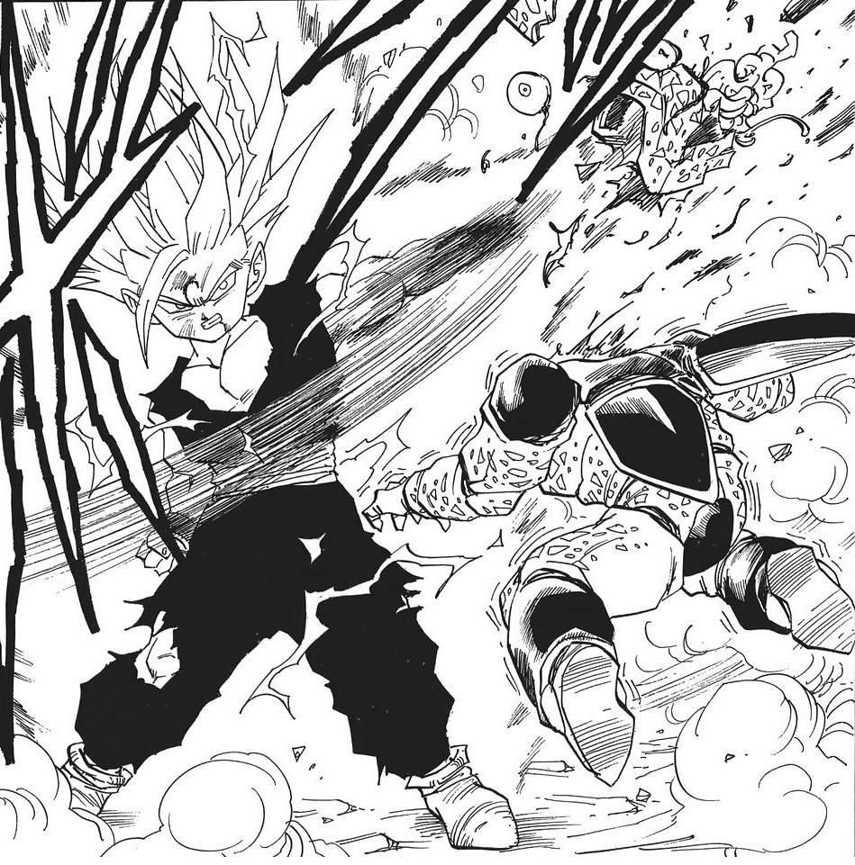 Tournoi de popularité Manga n° 2 - Page 3 SuperSaiyan2SonGohanPunchesaCellJuniorsHeadOff