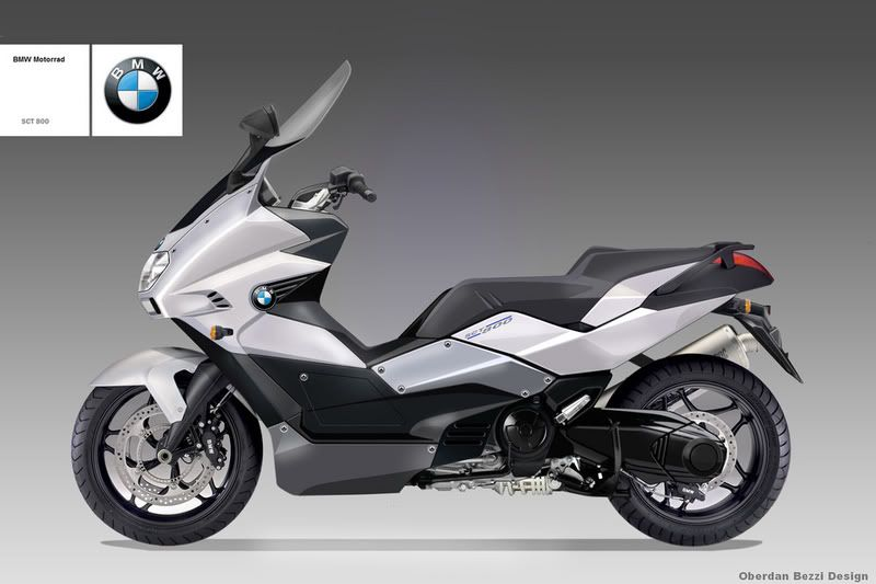 BMW 800cc SCOOTER? BMW20SCT2080020Scooter