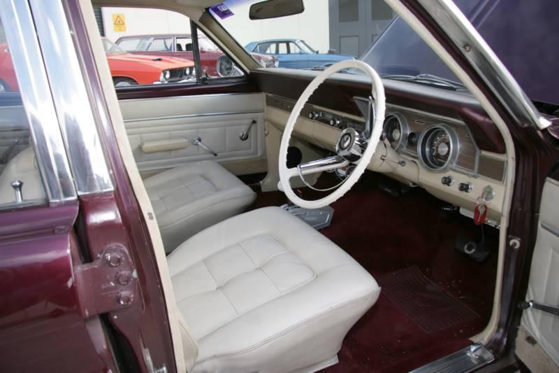 1967 XR Fairmont  IMG_2981
