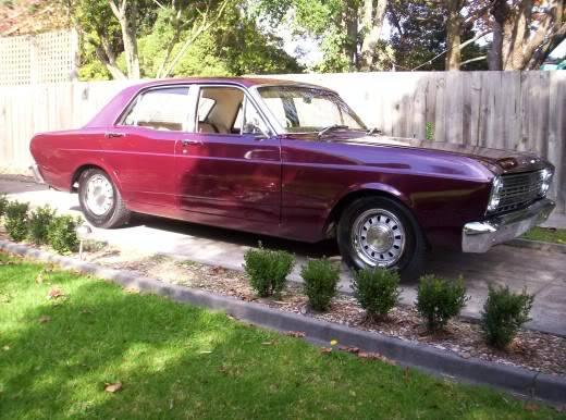 1967 XR Fairmont  TheXRNewTrim1