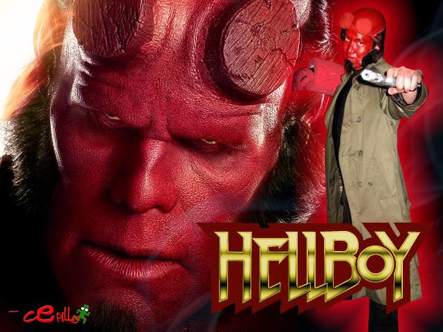 Los Cepimontajes Hellboy