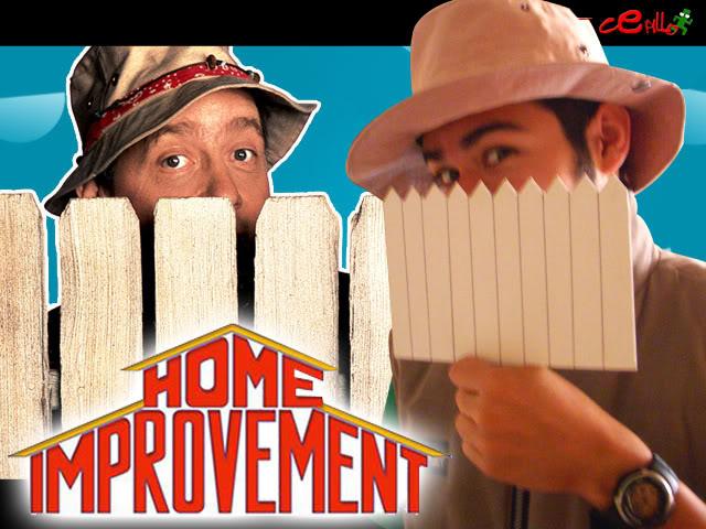 Los Cepicosplays HomeImprovement-Wilson