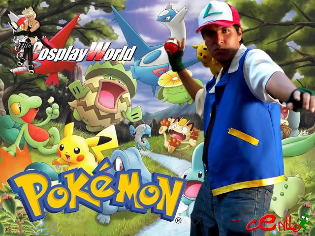 Los Cepimontajes Pokemon