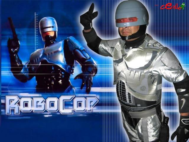 Los Cepimontajes Robocop