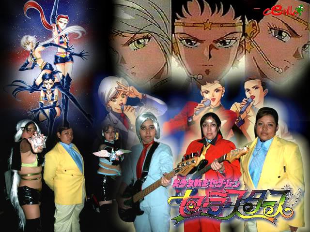 Los Cepimontajes Sailor-Moon-Stars