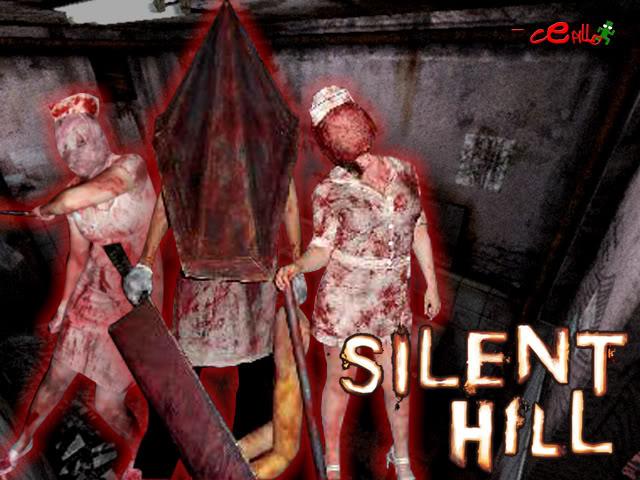 Los Cepimontajes SilentHill