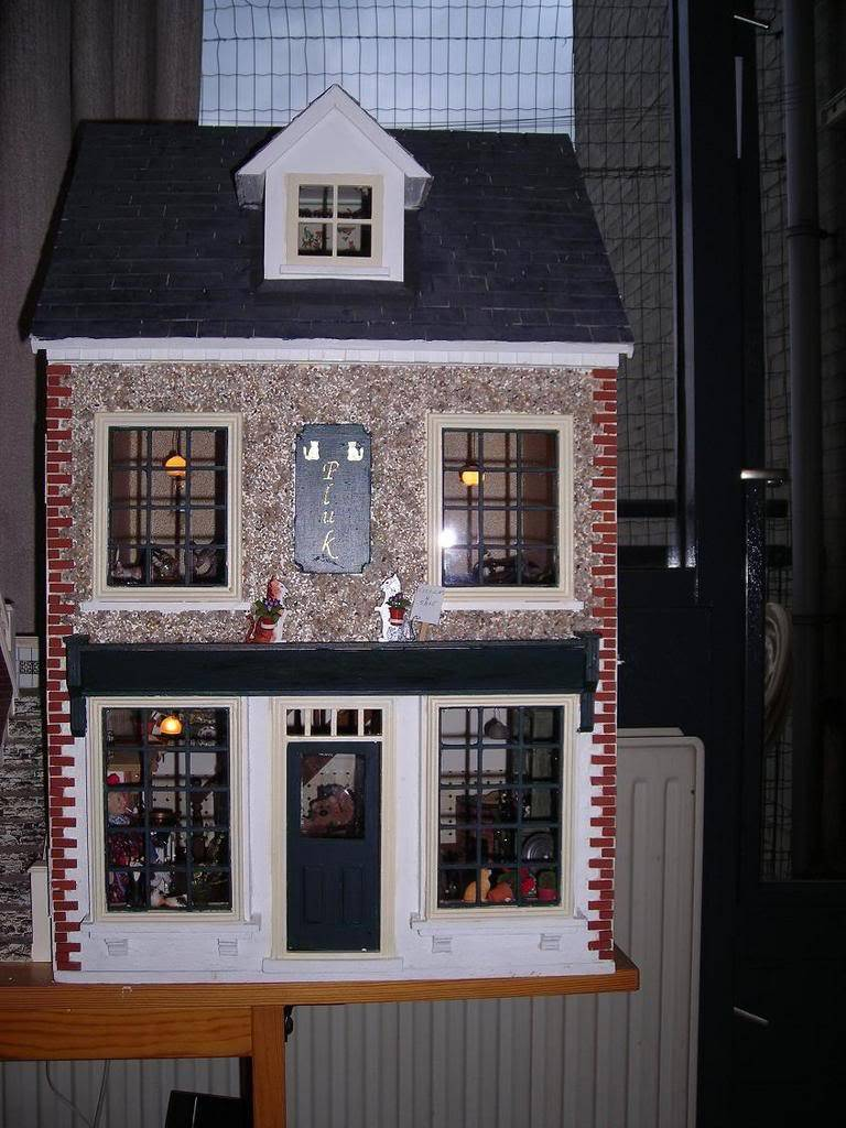 my dolls houses etc Kattendame