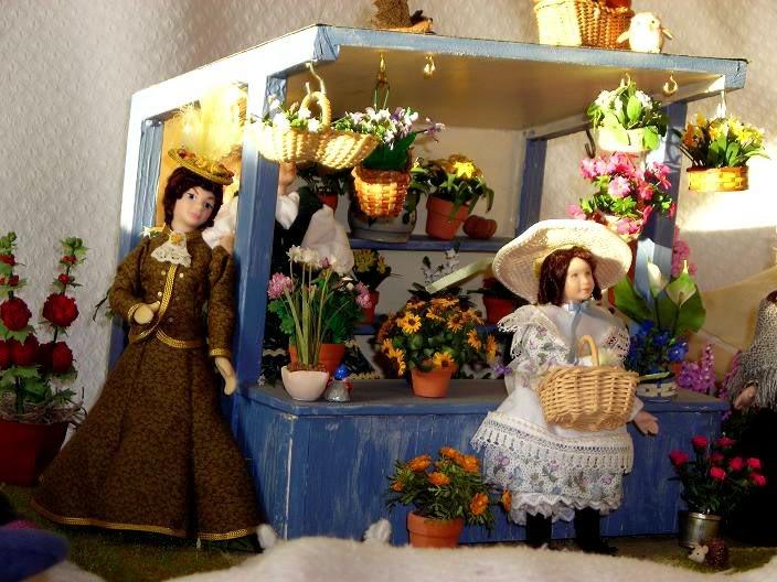 my dolls houses etc Stalletje1