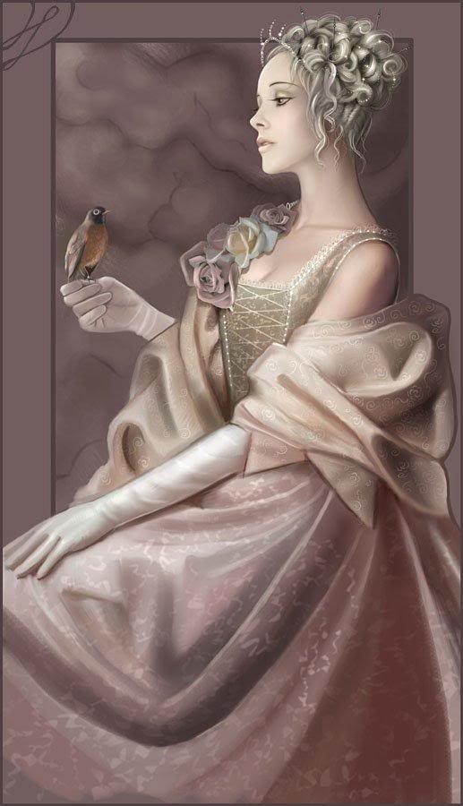Gwenvin Orion Princess