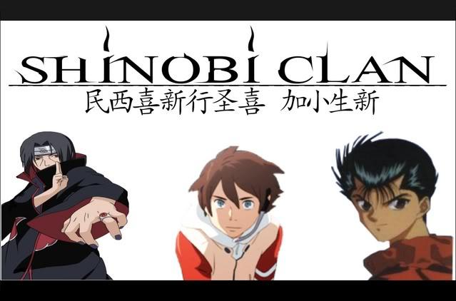 Le clan shinobi