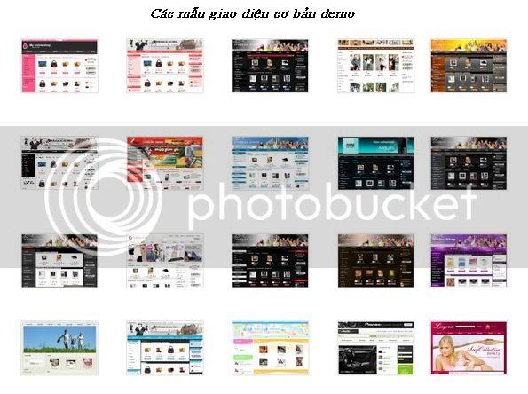 Khuyến mãi : Thiết kế website shop bán hàng chuyên nghiệp  Giaodienwebshopbestdjvn